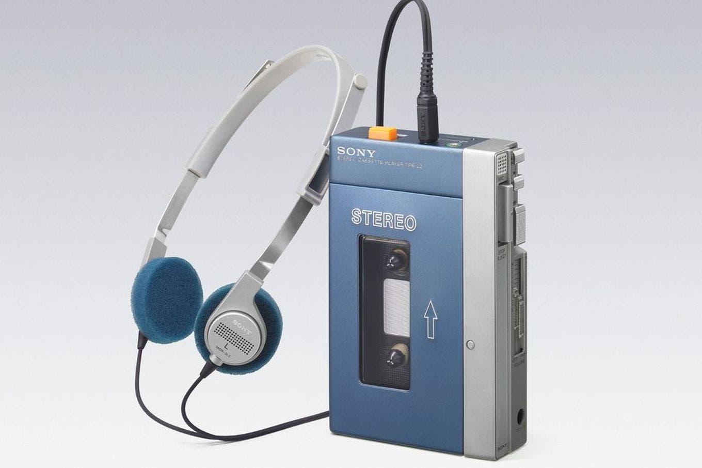El Sony Walkman cumplió 40 años
