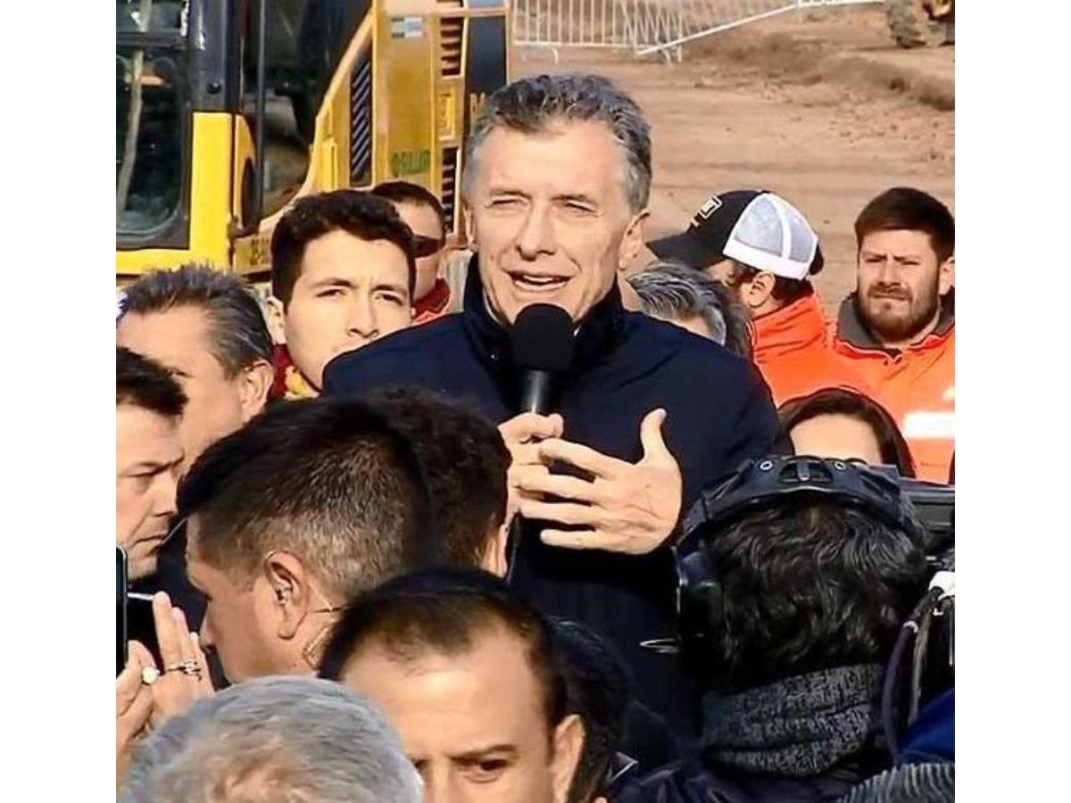 Para Macri, más empresas invertirán en el país tras el acuerdo con la Unión Europea