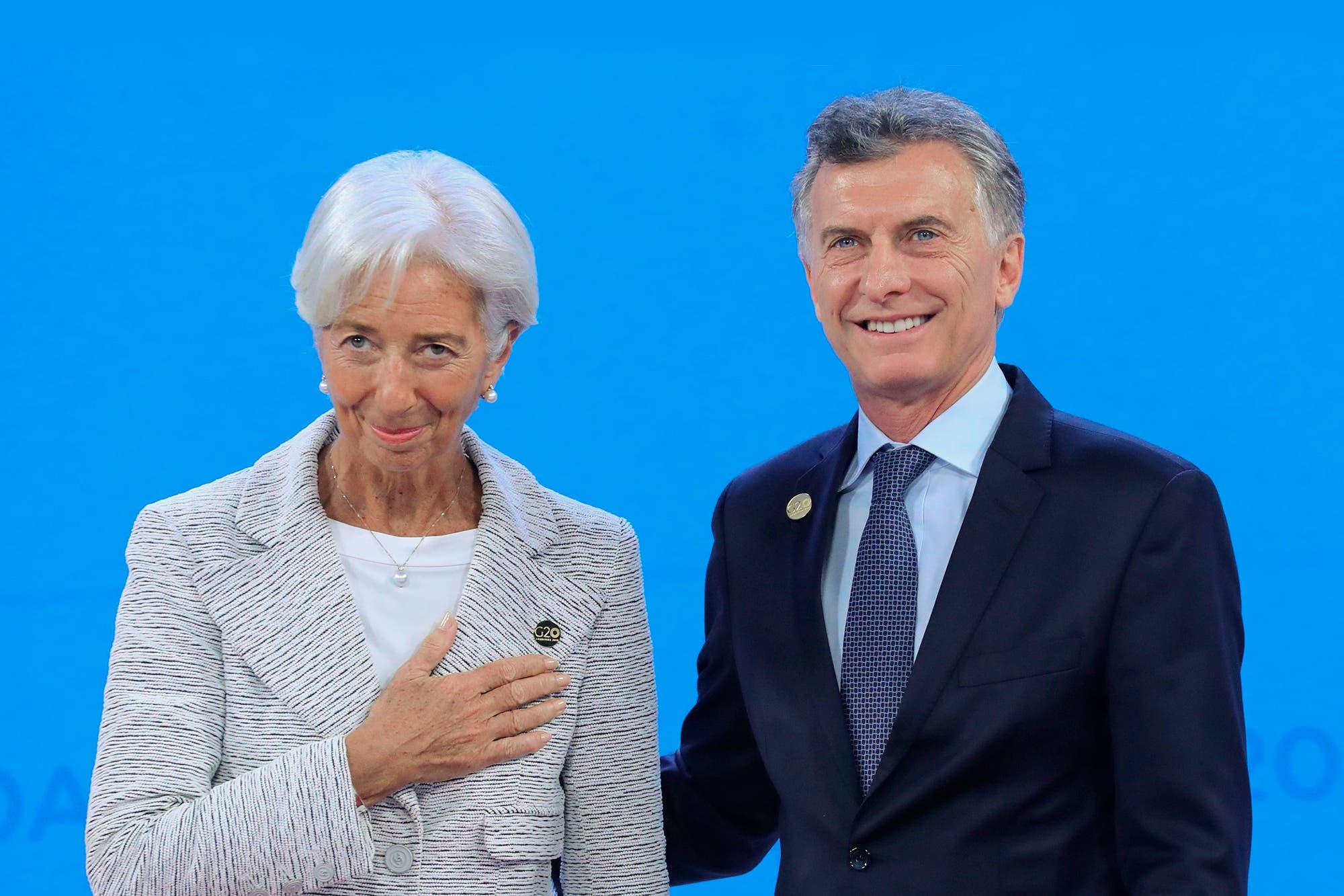 """""""No es algo que nos preocupe"""", afirma el Gobierno tras la salida de Lagarde"""