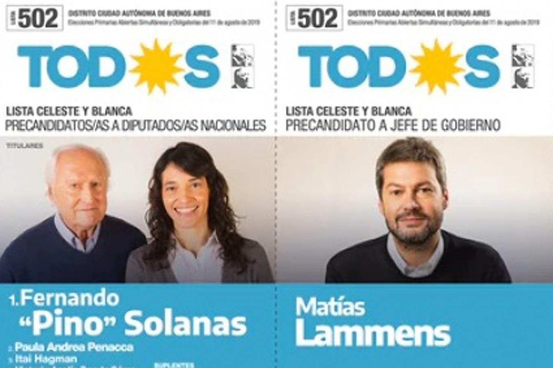 Frente de Todos: Gisela Marziotta contó por qué no aparece en la boleta con Matías Lammens