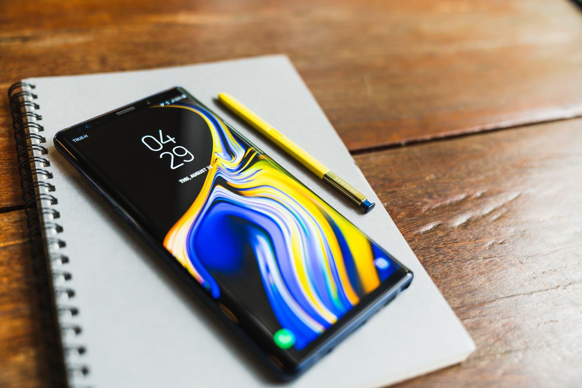 Galaxy Note 10: todo lo que sabemos sobre el próximo smartphone de Samsung
