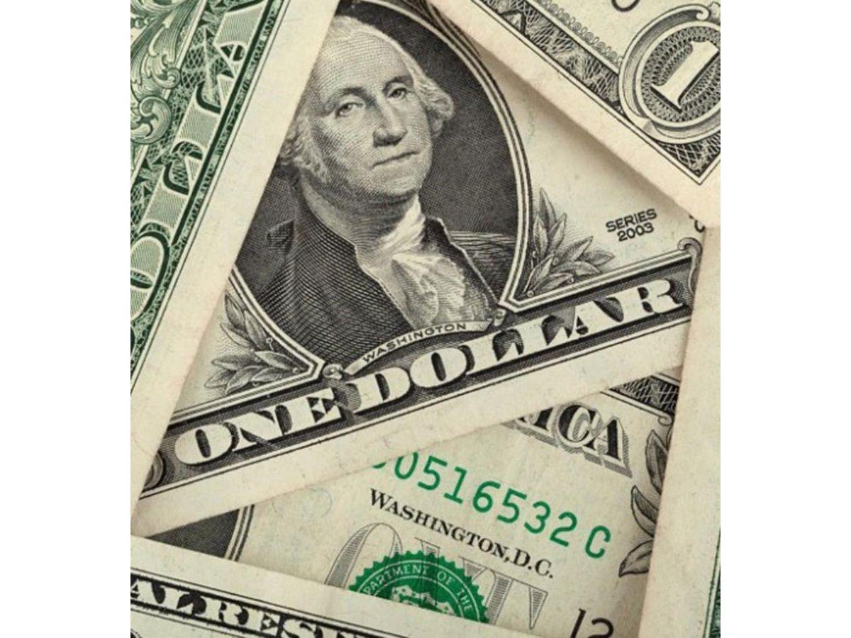 El dólar sigue el impulso en baja y ya perfora una nueva barrera