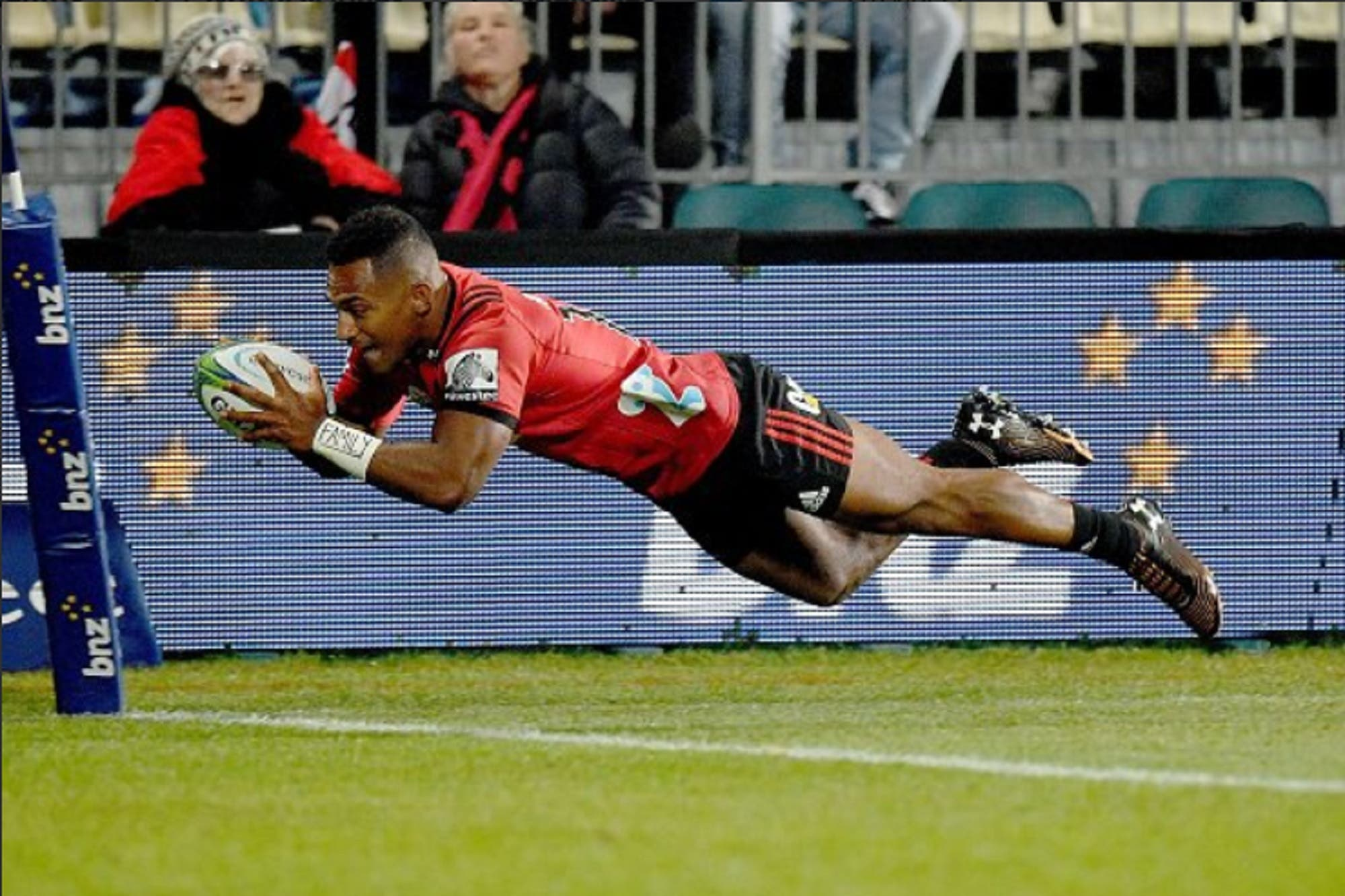 Súper Rugby. Equipos confirmados: así formarán Crusaders y Jaguares en la final