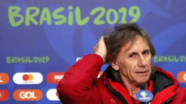 Un Tigre para apagar incendios: el ejemplo de liderazgo de Gareca tras el 0-5 ante Brasil