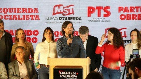 Tras la pelea en el PO, el Frente de Izquierda busca correrse de la grieta Macri-Cristina