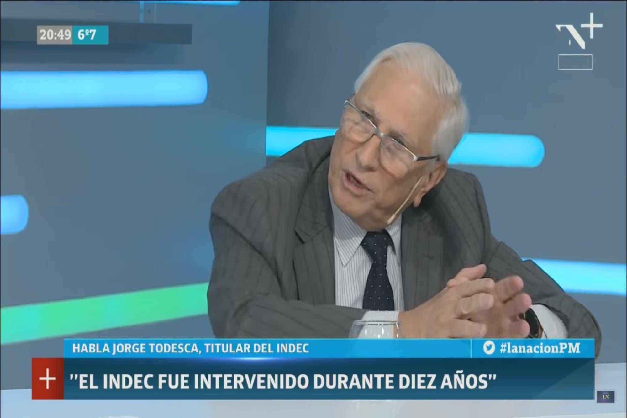 """Jorge Todesca: """"Algunos gobernaban con pocos datos y mucha retórica"""""""