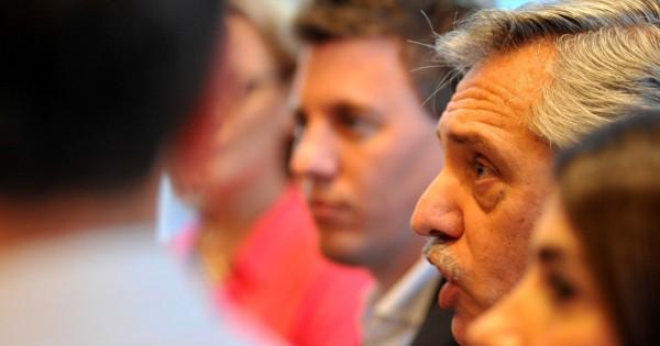 En el peronismo creen que la campaña de Alberto Fernández necesita ajustes