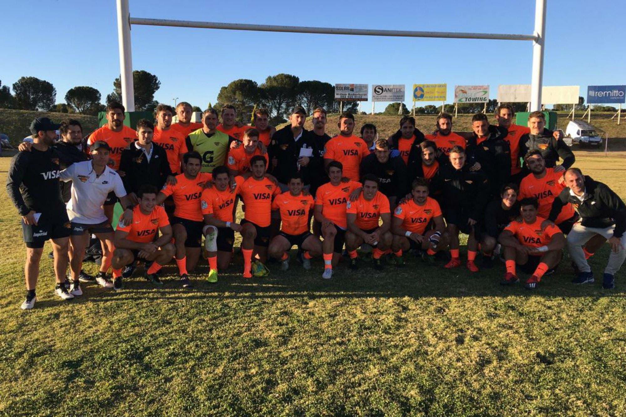 El otro Jaguares empezó bien: el XV se estrenó con un triunfo por la Currie Cup en Sudáfrica