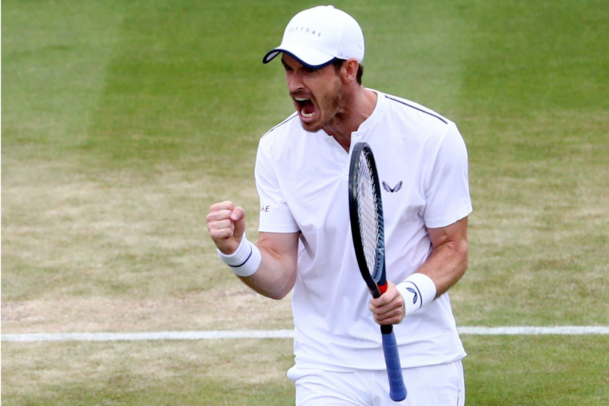 """Andy Murray, íntimo: la decepción por no hablar español, el comerse las uñas y el día en que lo llamaron """"pu… escocés"""""""