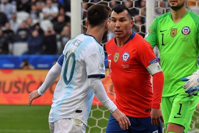 """""""No quise ser parte de la corrupción"""", dijo Messi"""