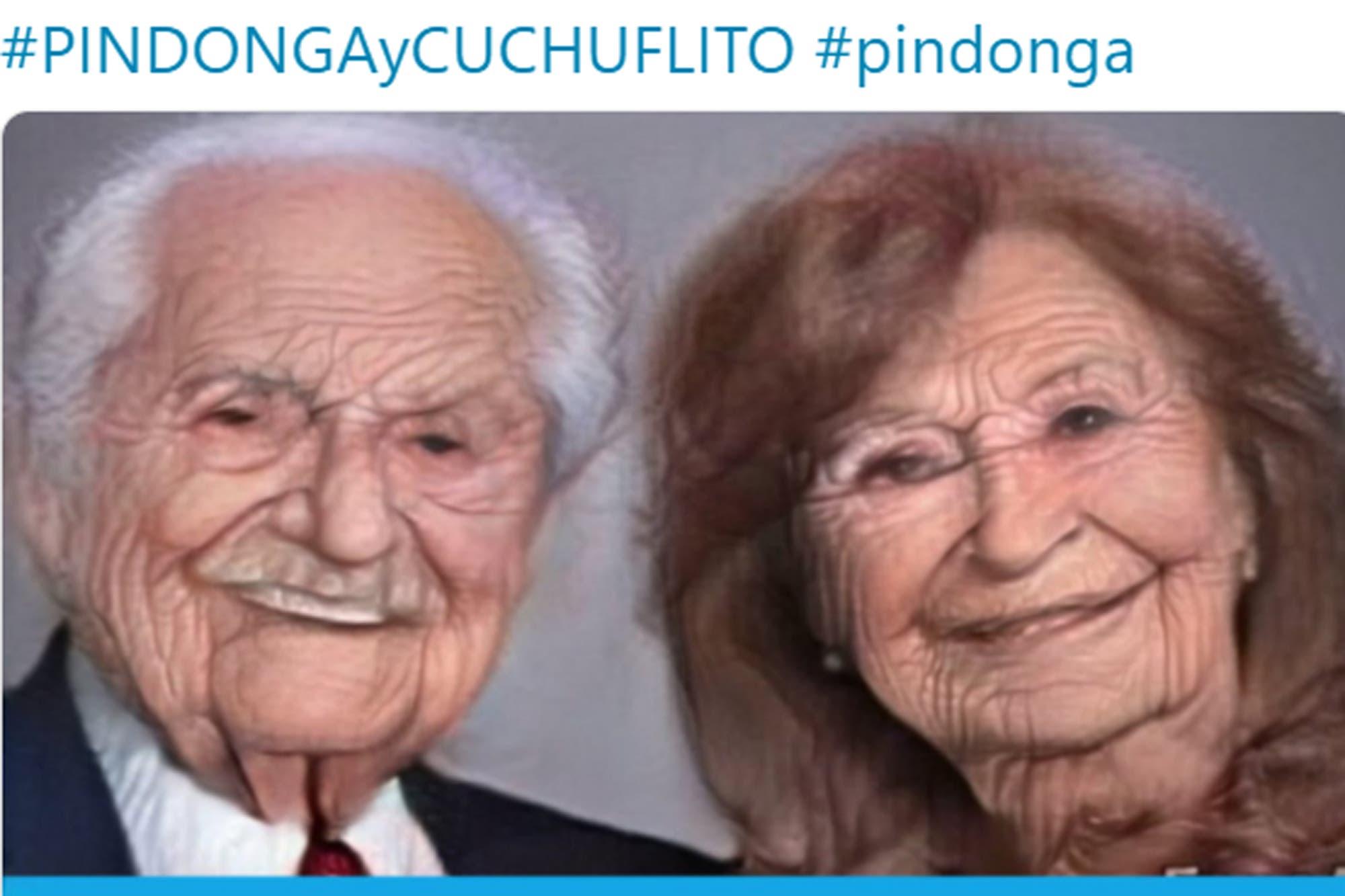 """Los usuarios respondieron con memes de """"Pindonga"""" y """"Cuchuflito"""" a los dichos de Cristina Kirchner"""