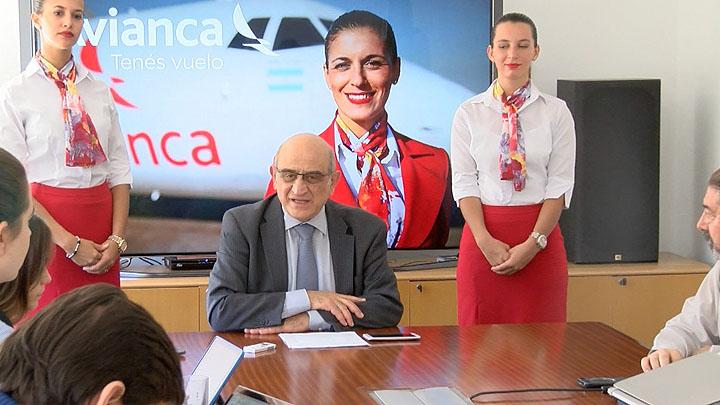 Avian Argentina evita el embargo de sus aviones y busca reanudar operaciones antes de 2020