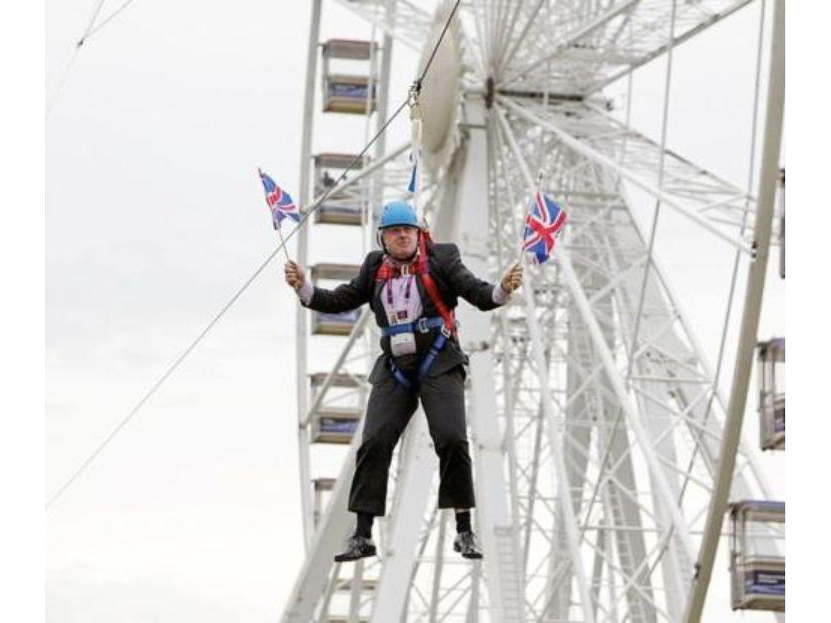 ¿Quién es Boris Johnson, el excéntrico primer ministro británico?