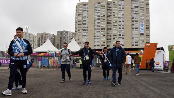 Juegos Panamericanos: los argentinos ponen primera en Lima