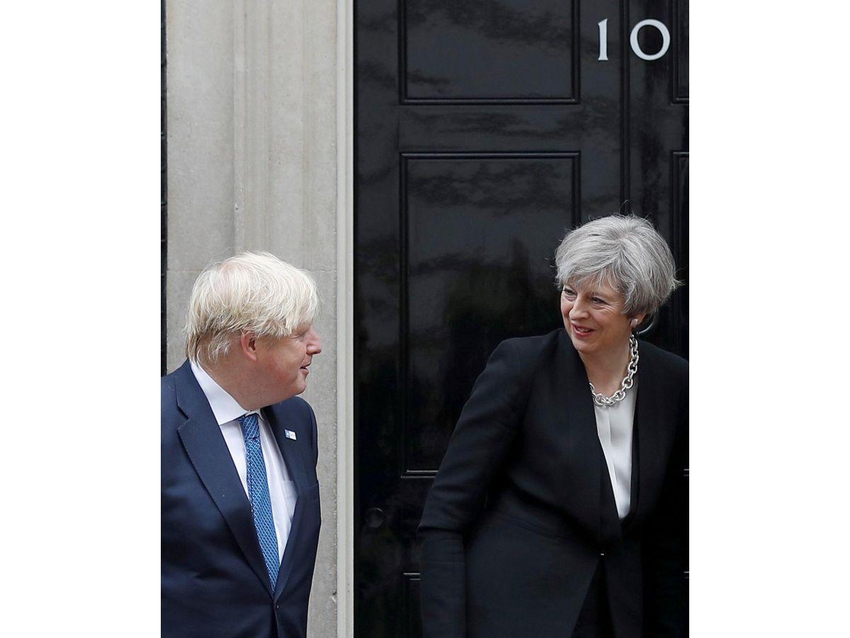 Boris Johnson asume como primer ministro en reemplazo de Theresa May