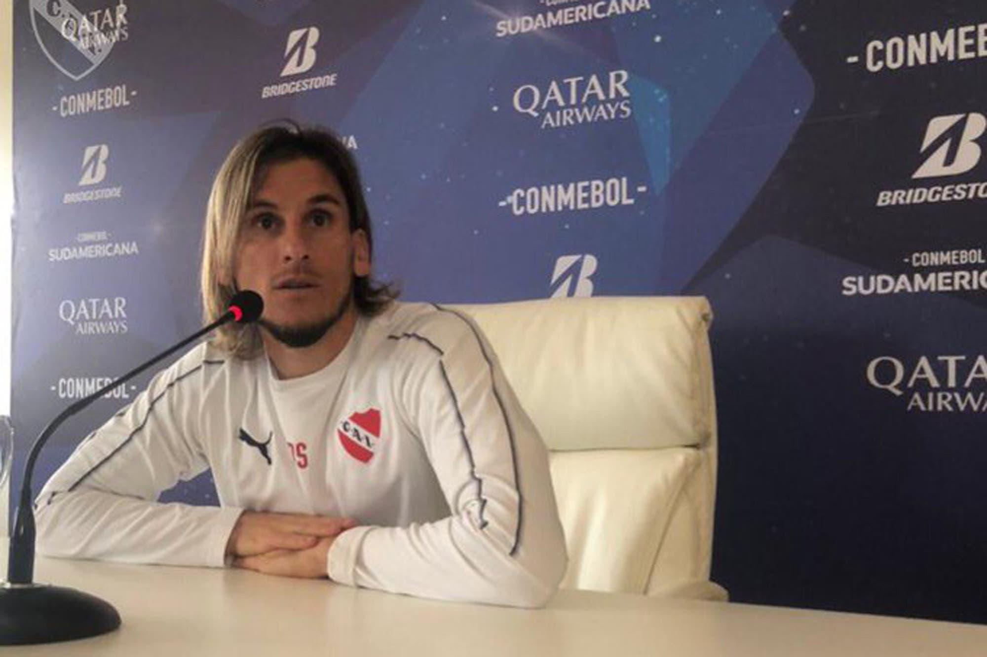 Sebastián Beccacece debuta como DT de Independiente: ilusiones y dudas