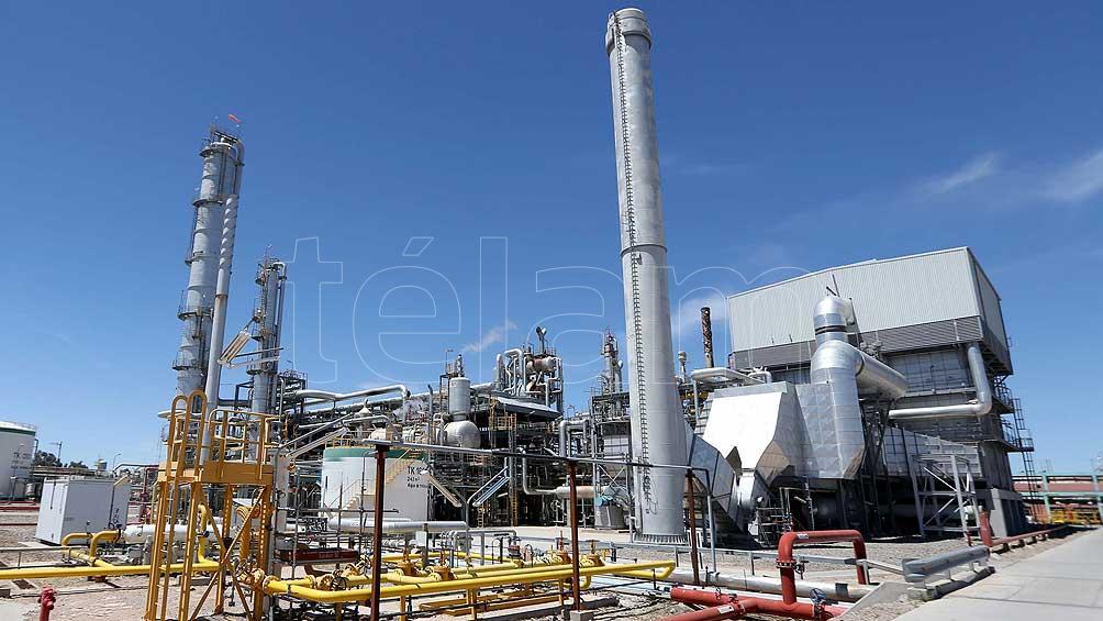 Fuerte suba de la producción de gas en junio en Vaca Muerta