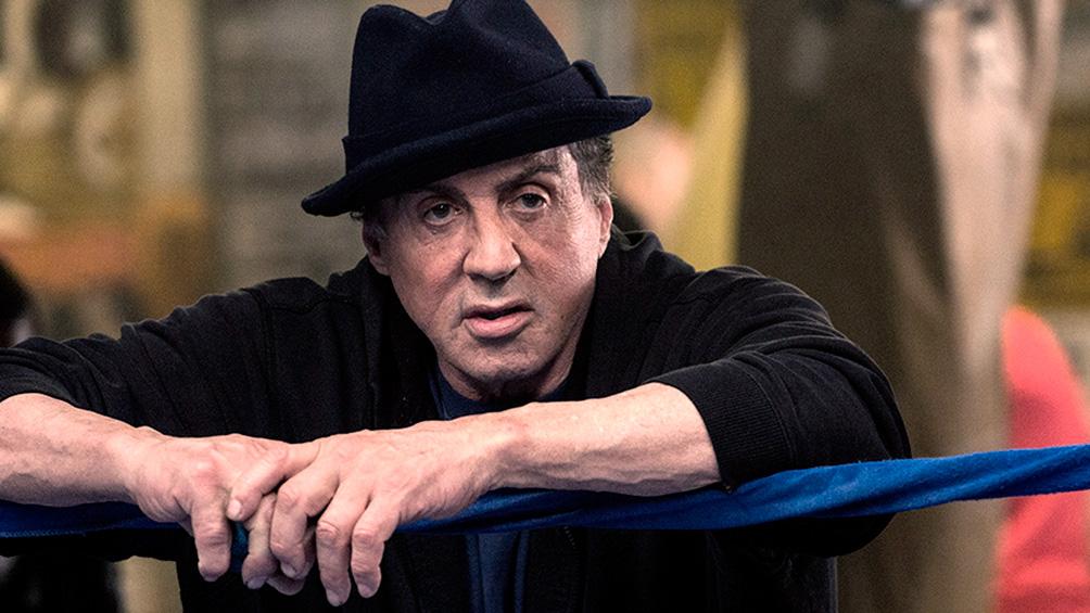 """Sylvester Stallone trabaja en una nueva película y una serie de """"Rocky"""""""