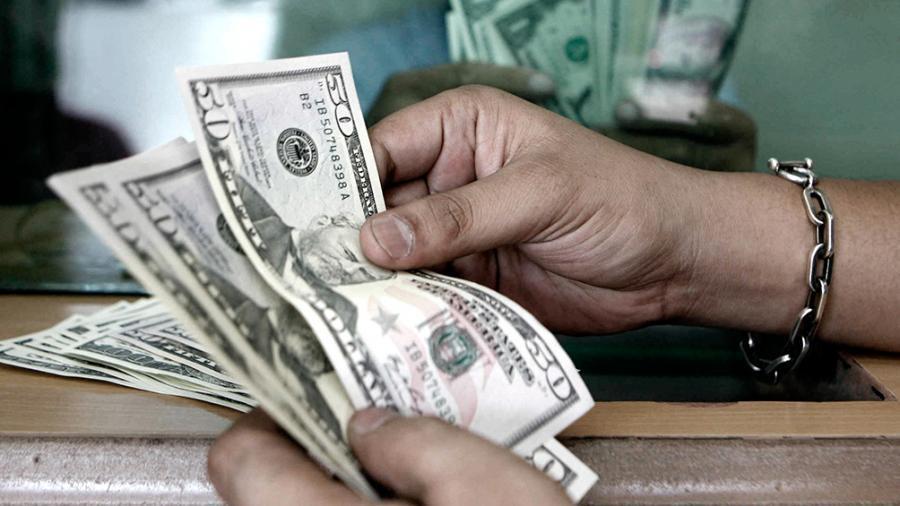 El dólar cerró sin variaciones a $44,40 en el Banco Nación