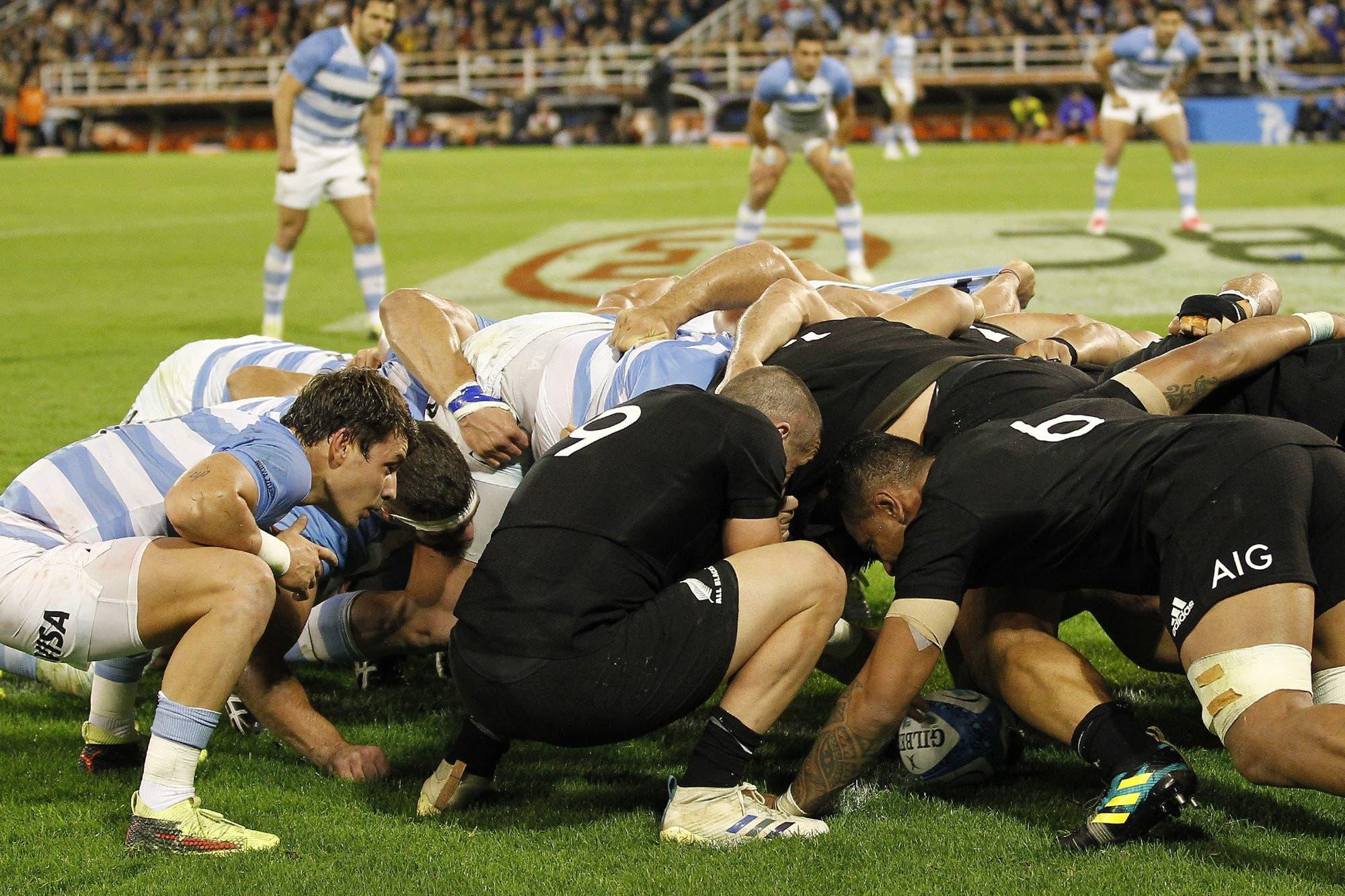 Los secretos del Dr. Scrum, el hombre clave de los All Blacks, y cómo ve al rugby argentino