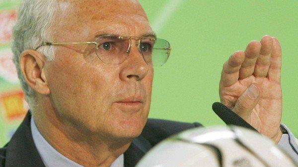 """El preocupante certificado médico de Franz Beckenbauer que habla de """"riesgo de vida"""""""