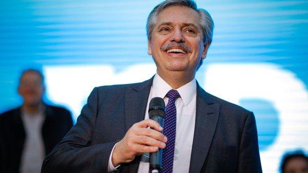 Alberto Fernández cierra su campaña en Córdoba