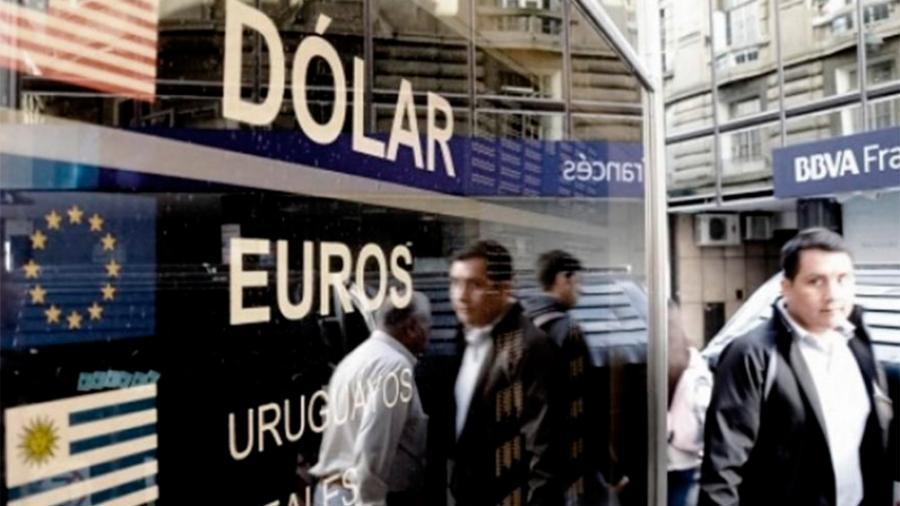 El dólar cerró a $ 58 en el Banco Nación