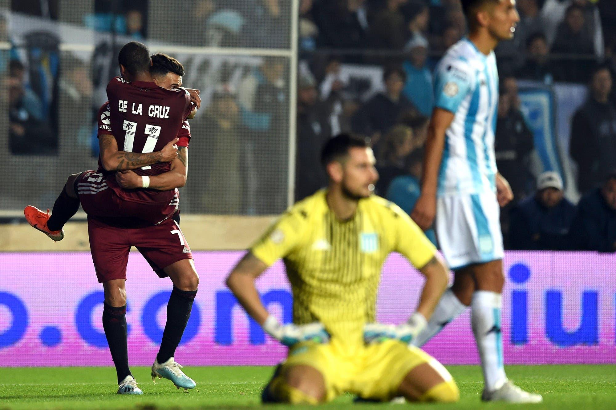 Racing-River: los goles del 6-1 del equipo de Gallardo en el clásico de la fecha en la Superliga