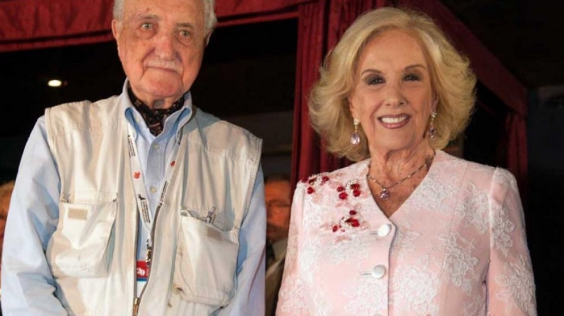 Murió el hermano cineasta de Mirtha Legrand