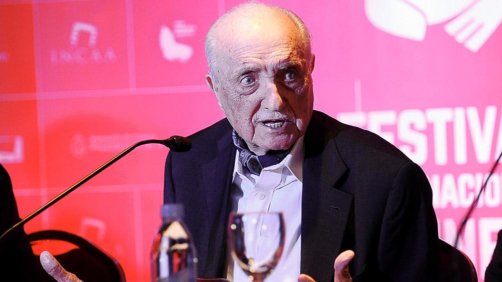 Murió José Martínez Suárez, director y maestro del cine argentino
