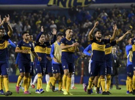 Un destacado jugador argentino jugaría en Boca