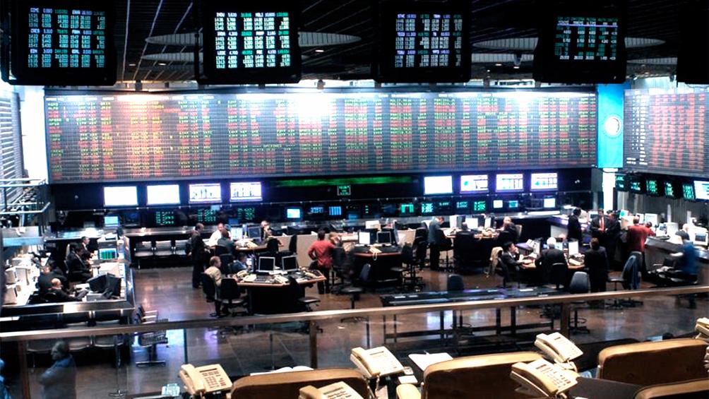 Las acciones suben 2,18% en la apertura