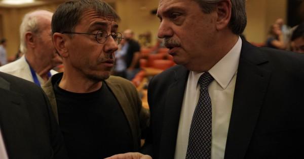 """Alberto le da un tirón de orejas a Podemos: """"Acordar supone renunciar"""""""