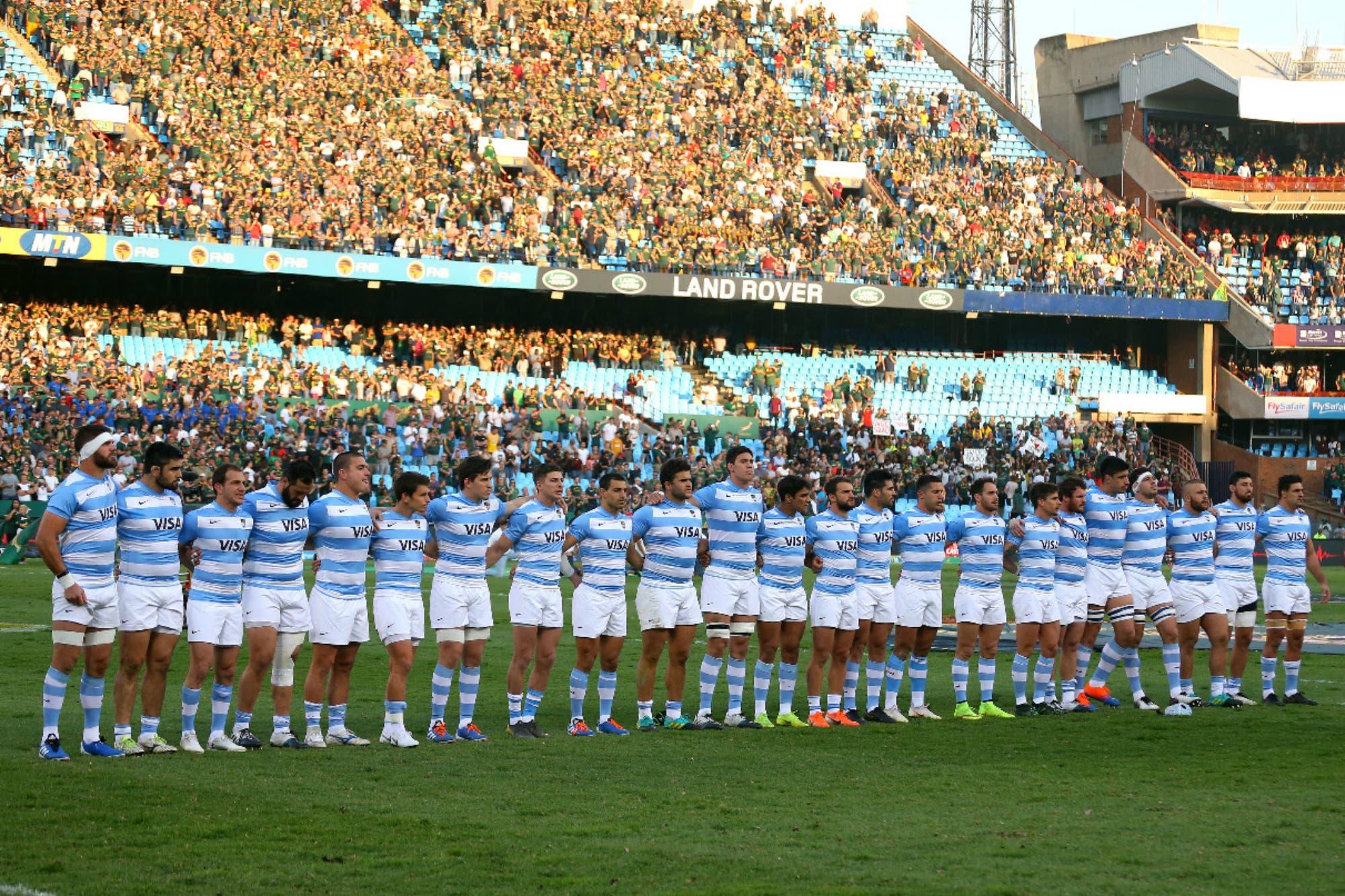 El último examen de los Pumas antes del Mundial de Japón es ante un club de Australia