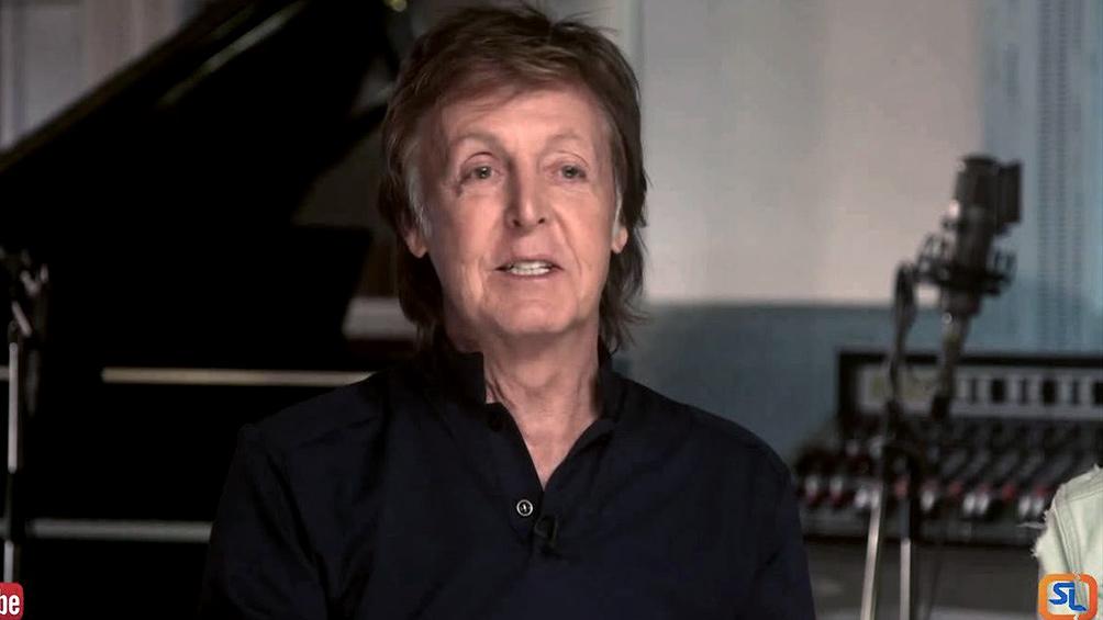 Paul McCartney lanza un libro infantil inspirado en sus vivencias como abuelo