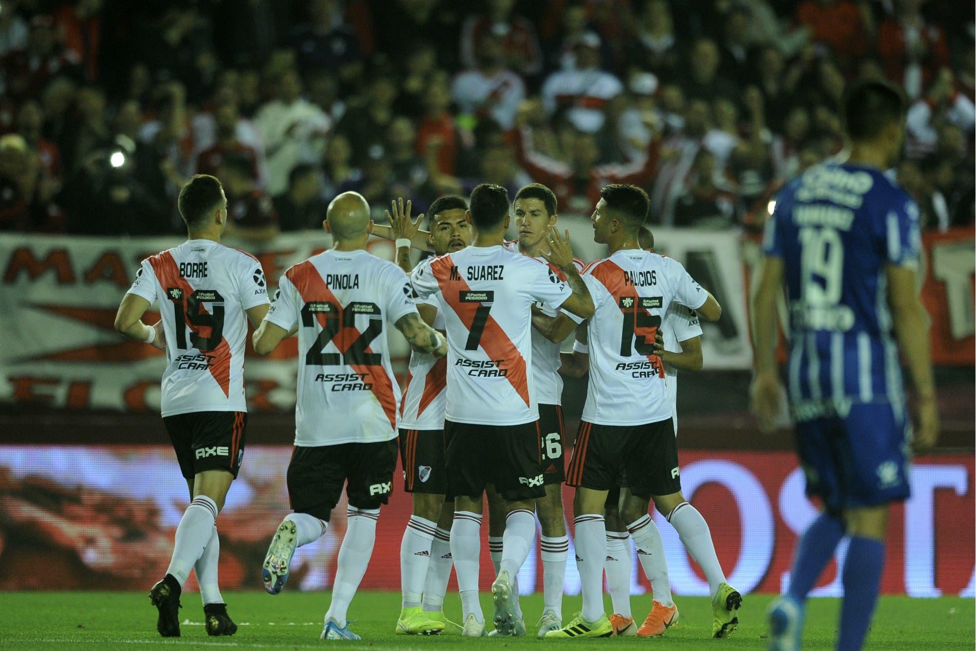 Un trámite: River venció a Godoy Cruz y avanzó a los cuartos de final de la Copa Argentina