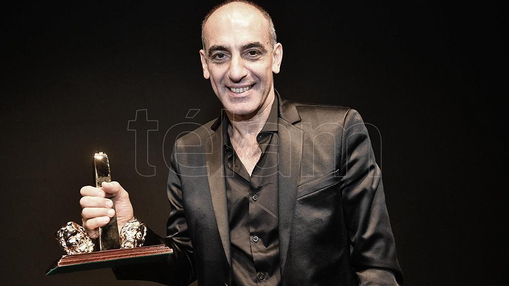 """Mauricio Dayub ganó el Ace de Oro y """"Cabaret"""" arrasó con los premios"""