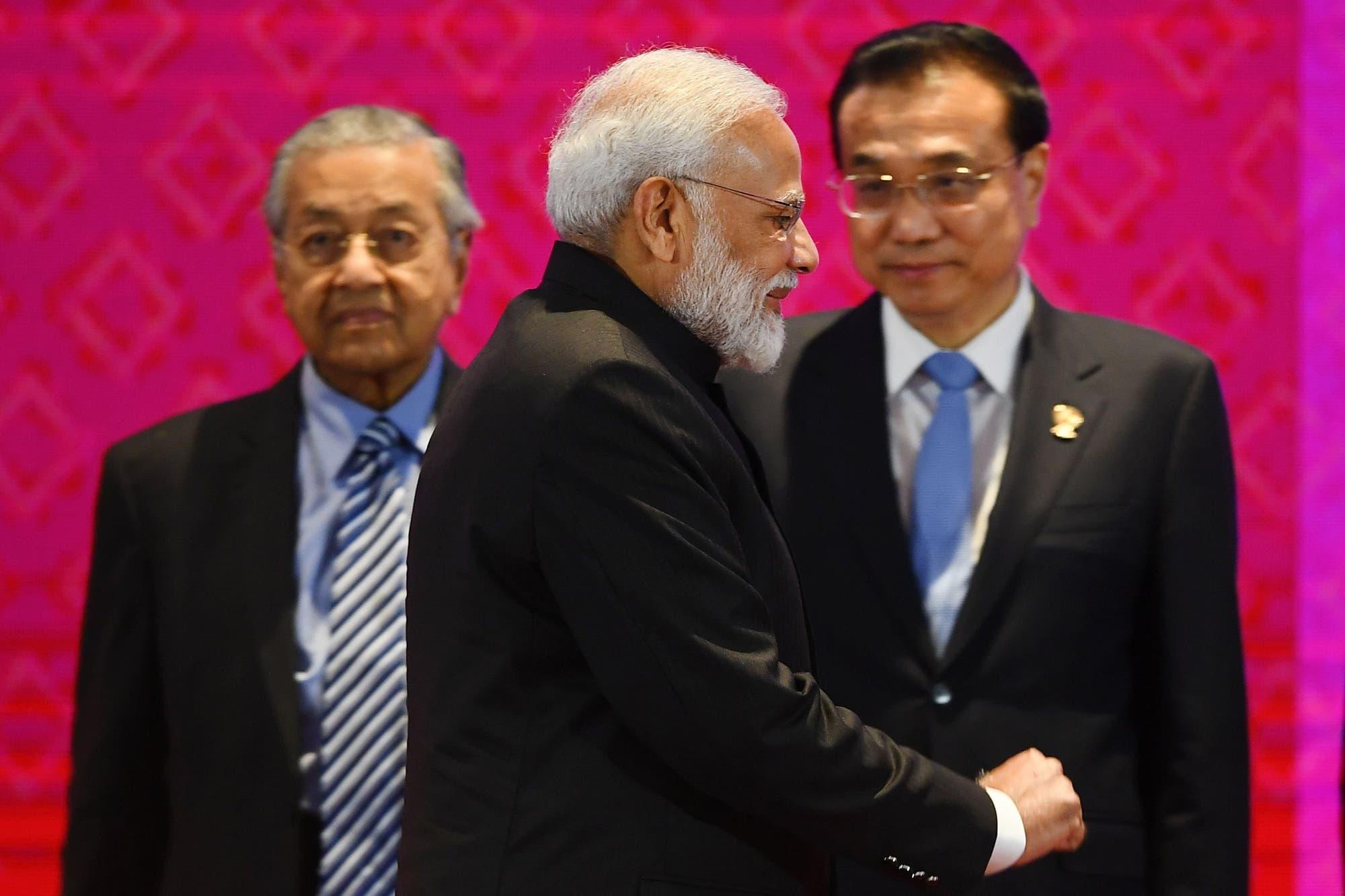 Cumbre de Asia. India rechaza un gran acuerdo comercial