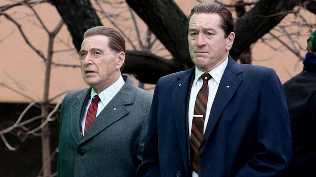"""""""El irlandés"""", mejor película del año para la National Board of Review"""