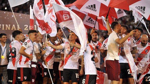 River alcanzó a Boca entre los más ganadores de Copas Nacionales