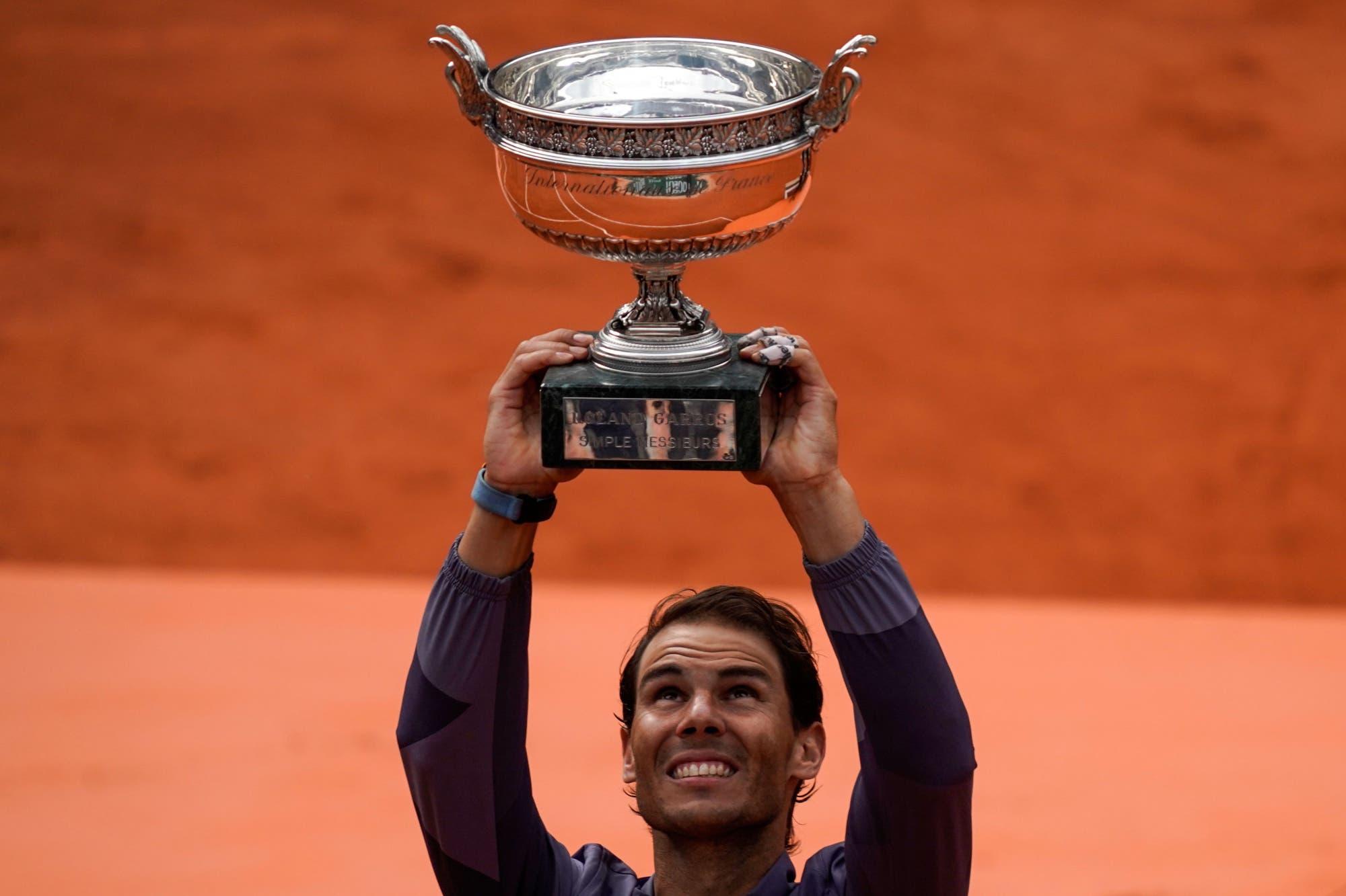 Rafa Nadal y Roland Garros: las diferencias con las que se encontrará en su búsqueda del 13° trofeo