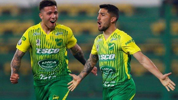 Defensa y Justicia vs Olimpia, por la Copa Libertadores: previa y alineaciones en directo
