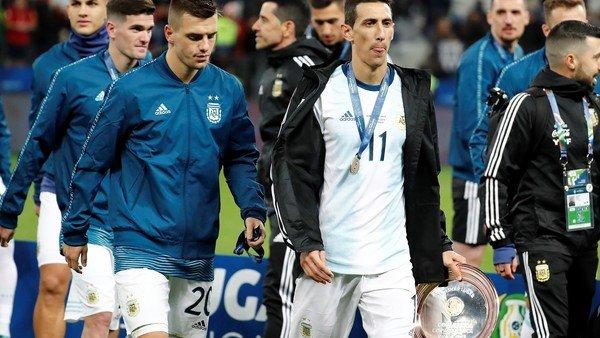 """Di María: """"Me dicen que me quede tomando un café en París, pero prefiero ir a la Argentina y que me puteen millones"""""""