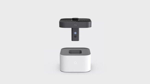 Ring Always Home Cam: Amazon presentó un dron que graba ladrones o intrusos desde el aire y se carga solo