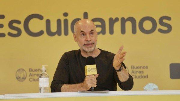 Más ruido entre Nación y Ciudad: Horacio Rodríguez Larreta se niega a firmar el nuevo Consenso Social