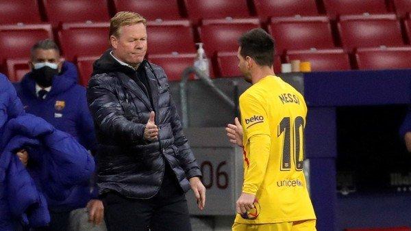 """Ronald Koeman, tras el peor arranque del Barça en la Liga en los últimos 25 años: """"No te pueden meter un gol así"""""""