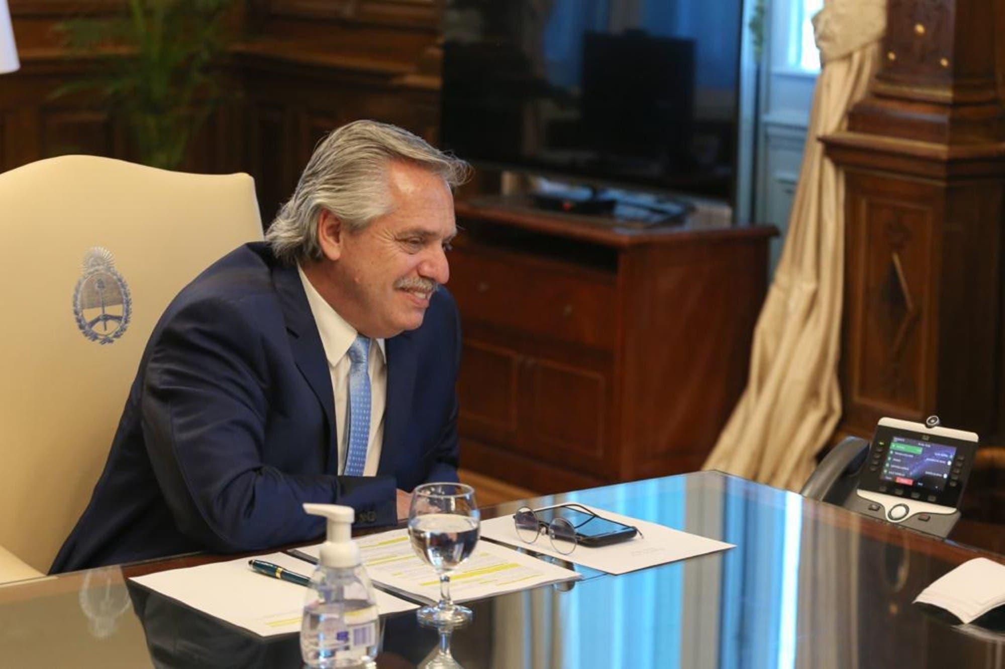 Primer contacto: Alberto Fernández dialogó con Joe Biden, presidente electo de los Estados Unidos