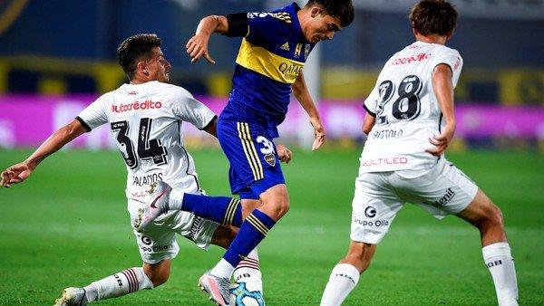 Exequiel Zeballos, ese pibe que ilusiona a Boca y al fútbol argentino, tuvo su esperado debut