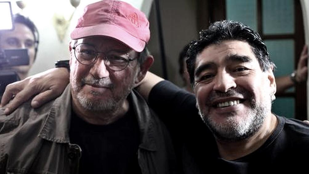 """Silvio Rodríguez, al Diez: """"Maradona fue un héroe de los sentimientos del pueblo"""""""