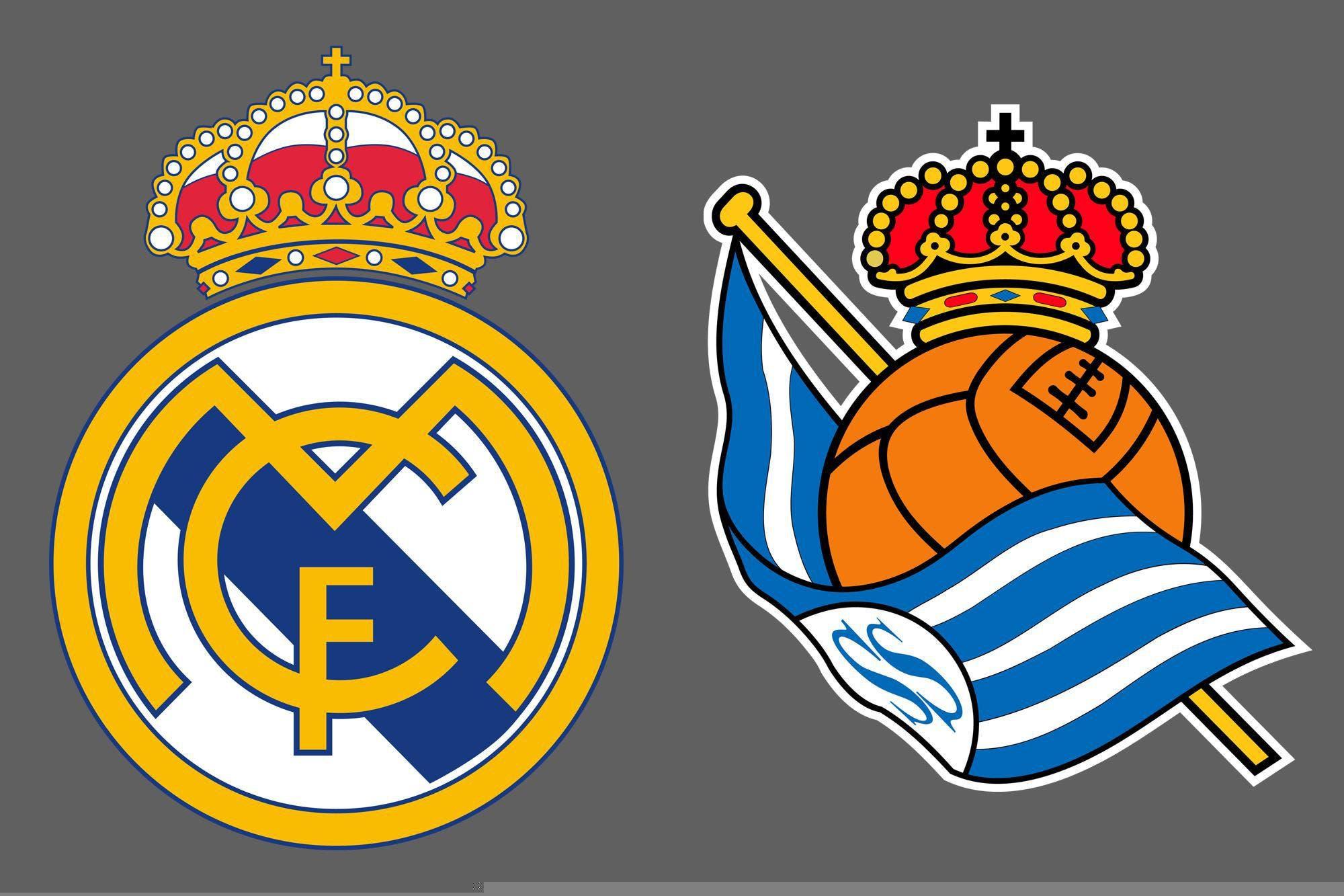 liga-de-espana:-real-madrid-y-real-sociedad-empataron-1-1